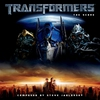 Couverture de l'album Transformers: The Score