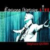 Couverture de l'album Écrivons l'histoire (Live)