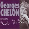 """Cover of the album Georges Chelon chante """"Les fleurs du mal"""" de Charles Baudelaire, vol. 1"""