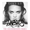 Couverture de l'album Habits (Stay High) [The Chainsmokers Radio Edit] - Single