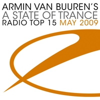 Cover of the track A State of Trance: Radio Top 15 - May 2009