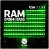 Cover of the album Ram Drum & Bass USA, Vol. 1