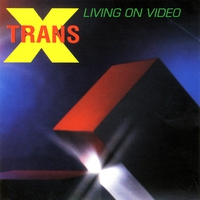 Cover of the track Living on Video