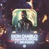 Cover of the album Congratulations (feat. Brando) - Single