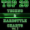 Couverture de l'album Top 20 Techno & Hardstyle Charts, Vol. 2