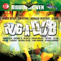 Cover of the track Riddim Driven: Rub-A-Dub