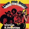 Cover of the track Love Me Baby (1977)