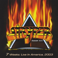Cover of the track 7 Weeks: Live in America 2003