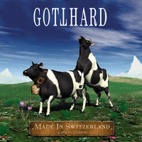Cover of the track Made In Switzerland - Live In Zürich -