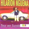 Couverture de l'album Best of Hilarion Nguema, vol. 1 : L'amour est aveugle