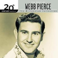 Couverture du titre 20th Century Masters: The Millennium Collection: The Best of Webb Pierce