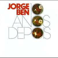 Cover of the track 10 Años Depois