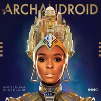 Cover of the track The ArchAndroid (Deluxe)