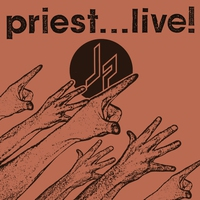 Cover of the track Priest... Live!