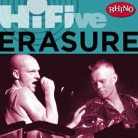 Couverture du titre Rhino Hi-Five: Erasure - EP
