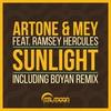 Cover of the album Sunlight (feat. Ramsey Hercules) - EP
