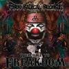 Couverture de l'album Welcome to Freakdom