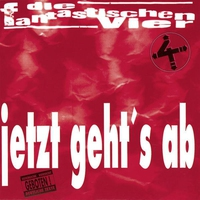 Cover of the track Jetzt geht's ab