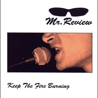 Cover of the track Keep the Fire Burning