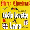 Couverture de l'album Merry Christmas from Eddie Lovette & Laro