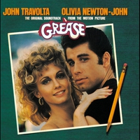 Couverture du titre Grease (Soundtrack from the Motion Picture)