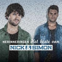 Couverture du titre Herinneringen Het Beste Van Nick & Simon