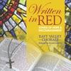 Couverture de l'album Written in Red