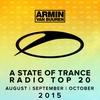 Couverture de l'album A State Of Trance Radio Top 20 - August / September / October 2015 (Including Classic Bonus Track)