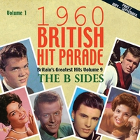 Cover of the track The 1960 British Hit Parade: The B Sides, Pt. 2, Vol. 1