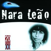 Cover of the track 20 Grandes Sucessos de Nara Leao