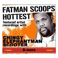 "Couverture du titre Fatman Scoop ""Hottest Featured Artist Recordings"""