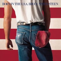 Cover of the track Born in the U.S.A.