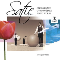 Couverture du titre Satie: Gymnopedies - Gnossiennes - Piano Works