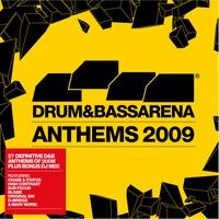 Couverture du titre Drum & Bass Arena: Anthems 2009