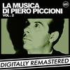 Couverture de l'album La musica di Piero Piccioni, Vol. 2