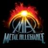 Couverture de l'album Metal Allegiance