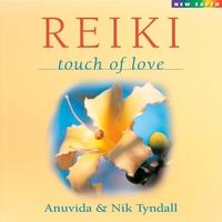 Couverture du titre Reiki - Touch of Love