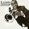 Couverture de l'album Louis Armstrong & Friends