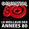 Couverture de l'album Le Meilleur Des Années 80 Vol. 2