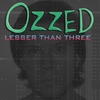 Cover of the album Lesser than Three