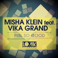 Couverture du titre Feel So Good (feat. Vika Grand)