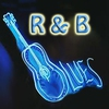 Cover of the album R & B Blues