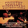 Cover of the album Country Superstars - The Greatest Hits of Eddie Rabbitt, Mickey Gilley, Janie Fricke & Exile