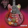 Couverture de l'album Saguitar