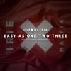 Couverture de l'album Easy as One Two Three - Single