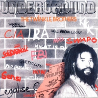 Cover of the track Underground