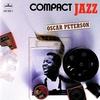 Couverture de l'album Compact Jazz: Oscar Peterson
