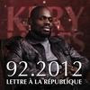 Couverture de l'album Lettre à la République - Single