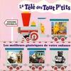 Cover of the album La télé des tout p't**s (Les meilleurs génériques de votre enfance)