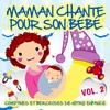Cover of the album Maman chante pour son bébé, vol. 2 (Comptines et berceuses de notre enfance)